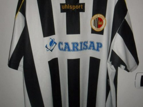 Shirt Match Worn ASCOLI 2003-2004