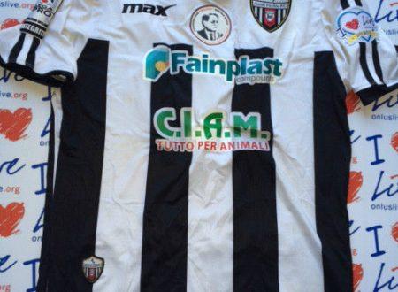 Shirt Match Worn ASCOLI 2014-2015