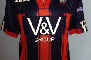 Shirt match worn CROTONE 2014-2015