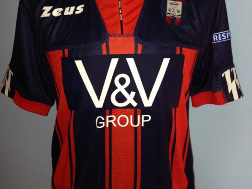 Shirt match worn CROTONE 2014-2015