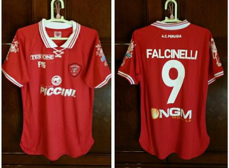 Shirt Match Worn PERUGIA 2014-2015