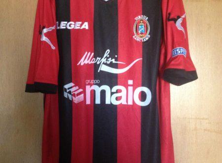 Shirt Match Worn LANCIANO 2014-2015