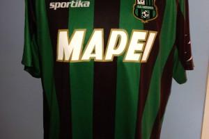 Shirt Match Worn SASSUOLO 2014-2015