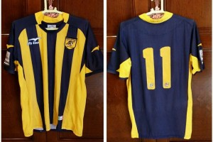 Shirt Match Worn JUVESTABIA 2014-2015