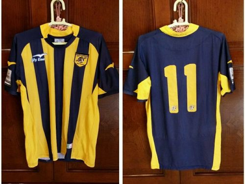 Shirt Match Worn JUVESTABIA 2014-2015