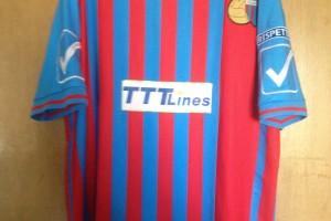 Shirt Match Worn CATANIA 2014-2015