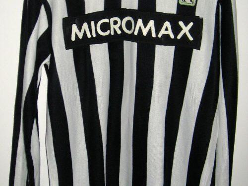 Shirt Match Worn ASCOLI 1987-1988