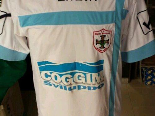 Shirt match Worn AVERSA NORMANNA 2013-2014