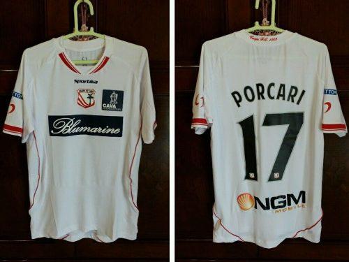 Shirt match Worn CARPI 2014-2015