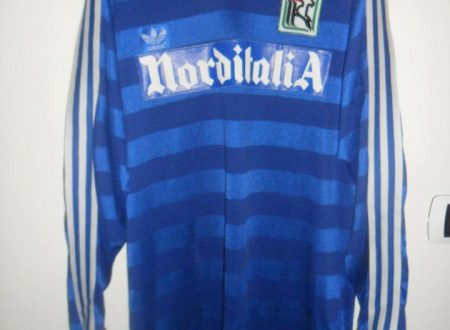 Shirt Match Worn Ascoli 1986-1987