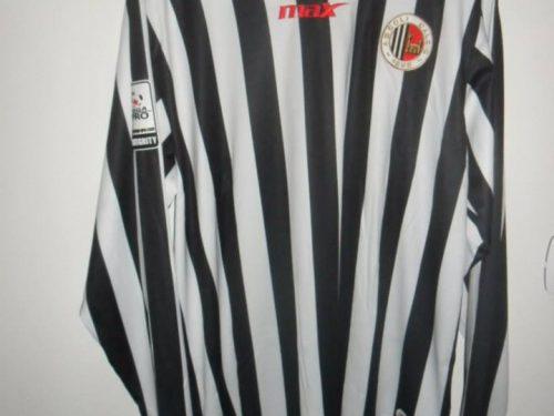 Shirt Match Worn ASCOLI 2013-2014