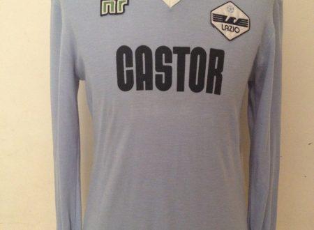 Shirt Match Worn LAZIO 1984-1985