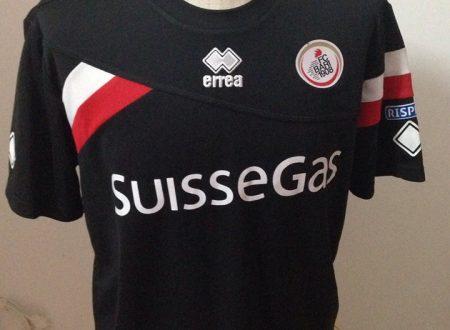 Shirt Match Worn BARI 2014-2015