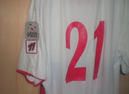 Shirt Match Worn VIBONESE 2011-2012