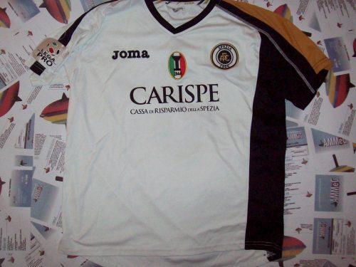 Shirt Match Worn SPEZIA 2010-2011
