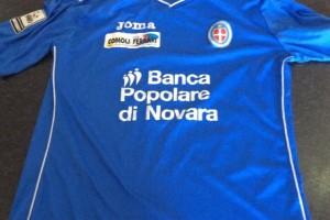 Shirt Match Worn NOVARA 2014-2015