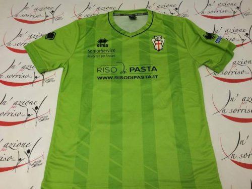 Shirt Match Worn PRO VERCELLI 2014-2015