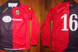 Shirt Match Worn LUMEZZANE 2012-2013