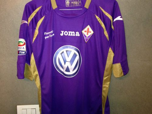 Shirt Match Worn FIORENTINA 2014-2015
