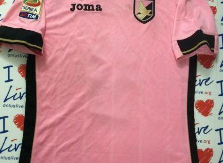 Shirt Match Worn PALERMO 2014-2015