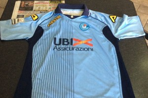 Shirt Match Worn ALBINOLEFFE 2014-2015