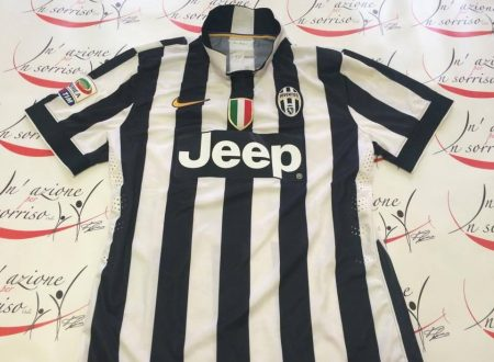 Shirt Match Worn JUVENTUS 2014-2015