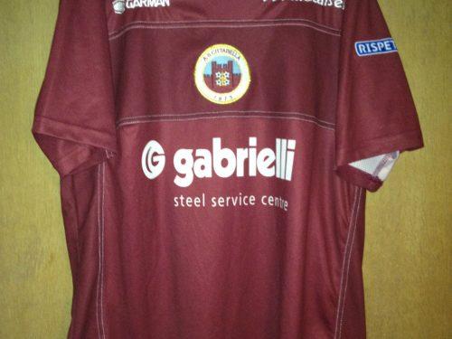Shirt Match Worn CITTADELLA 2014-2015