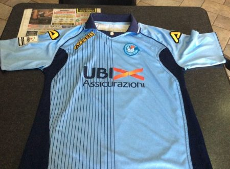 Shirt Match Worn ALBINOLEFFE 2014-2015