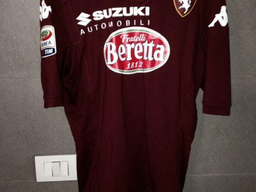 Shirt Match Worn TORINO 2014-2015