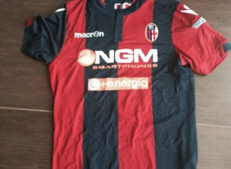 Shirt Match Worn BOLOGNA 2014-2015