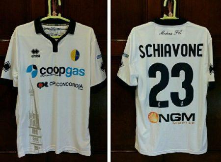 Shirt Match Worn MODENA 2014-2015