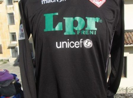 Shirt Match Worn PIACENZA 2011-2012