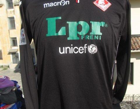 Shirt Match Worn PIACENZA 2011-2012