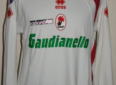 Shirt Match Worn BARI 2008-2009