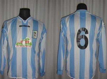 Shirt Match Worn ARZANESE 2011-2012