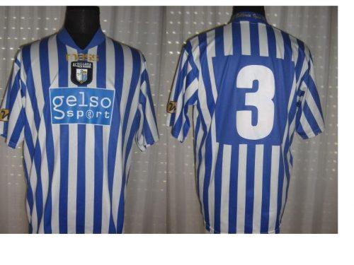 Shirt Match Worn BELLARIA IGEA 2007-2008
