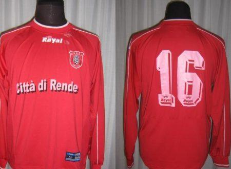 Shirt Match Worn RENDE 2003-2004