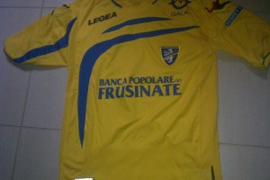 Shirt Match Worn FROSINONE 2014-2015