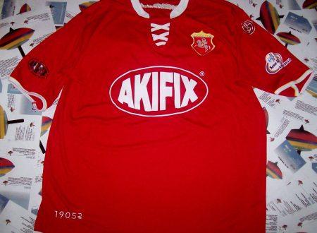 Shirt Match Worn ANCONA 2013-2014