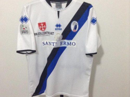 Shirt Match Worn PISA 2011-2012