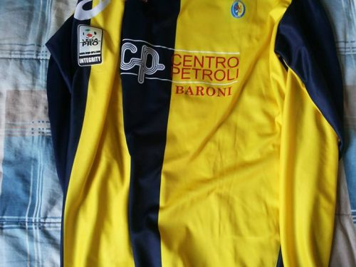 Shirt Match Worn Santarcangelo 2013-2014
