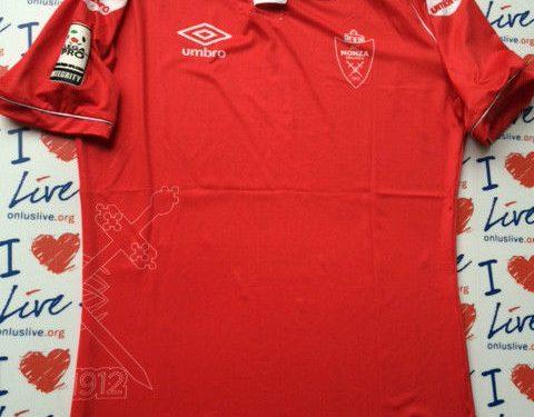 Shirt Match Worn MONZA 2014-2015