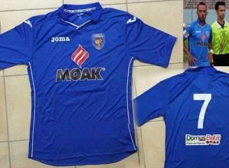 Shirt Match Worn SIRACUSA 2014-2015