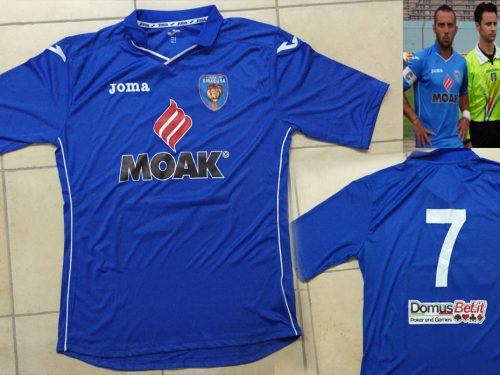 Shirt Match Worn SIRACUSA 2014-2015