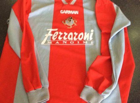 Shirt match Worn CREMONESE 1999-2000
