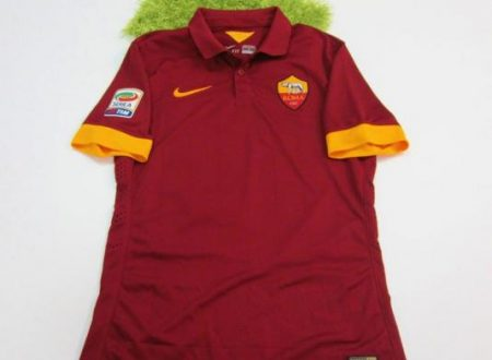 Shirt Match Worn ROMA 2014-2015