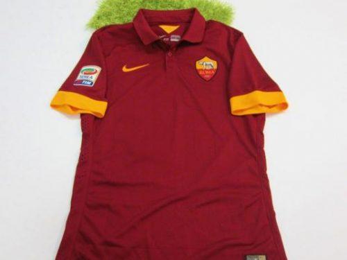 Shirt Match Worn ROMA 2014-2015