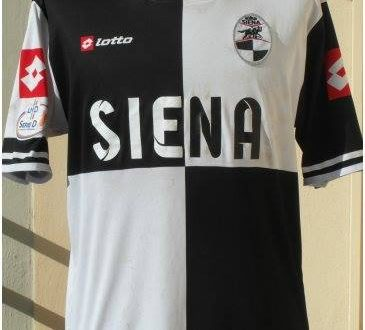 Shirt match Worn SIENA 2014-2015