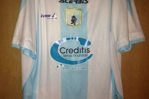 Shirt Match Worn ENTELLA 2014-2015
