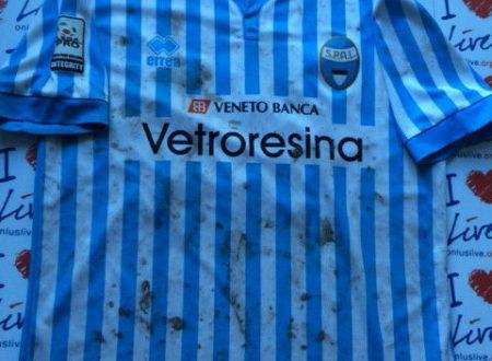 Shirt Match Worn SPAL 2014-2015
